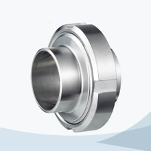 stainless steel hygienic SMS long type complete union