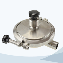stainless steel food equipment constant pressure modulating CPM valve