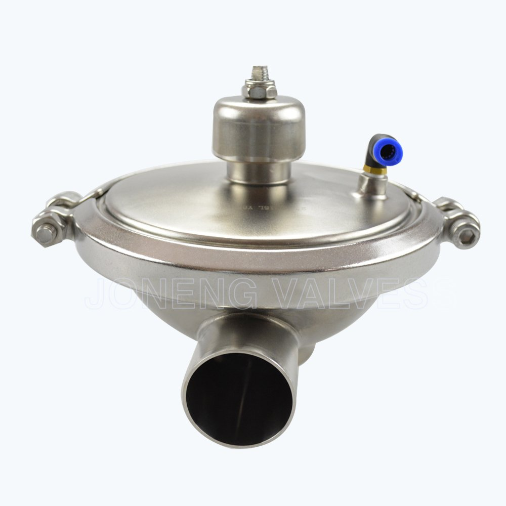 stainless steel Constant pressure modulating valve