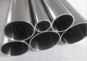 stainless steel food processing 316 round pipes