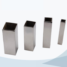 stainless steel sanitary grade square tubes
