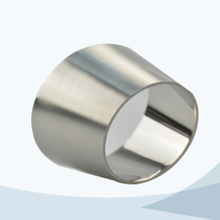 stainless steel food grade 32W welded ecccentric reducer